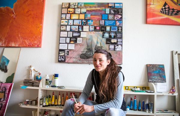 Veronika Ban art studio