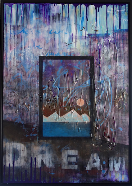 The Dream _ painting on canvas _ on sale online at Singulart art gallery